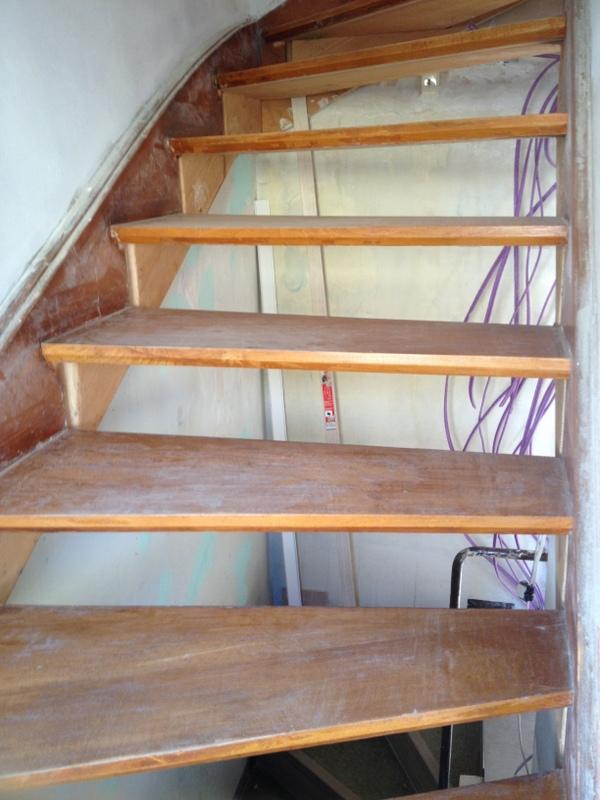 50 jahre alte treppe restaurieren seite 2 woodworker. Black Bedroom Furniture Sets. Home Design Ideas