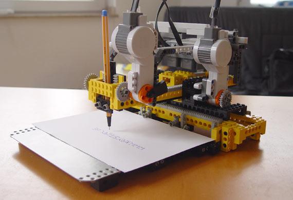 Nxt Robot Design